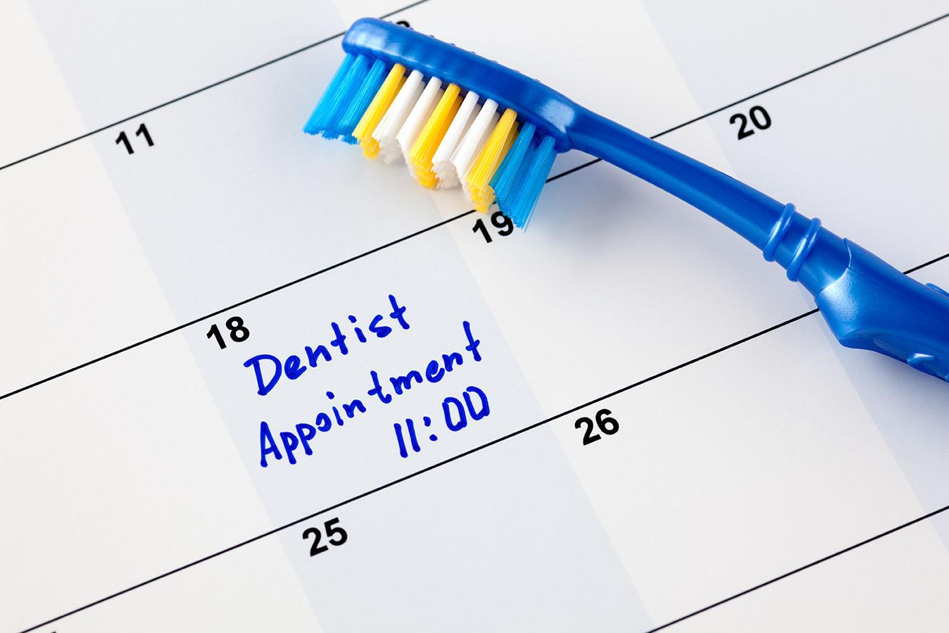 regular dental appointments gastonia nc